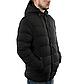 Мужская Куртка Короткая Весна M (46-48) (MO1835) Черная, фото 2