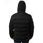 Мужская Куртка Короткая Весна L (48) (MO1835) Черная, фото 5