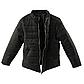 Мужская Куртка Короткая Весна M (46-48) (MO909) Черная, фото 6