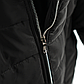 Мужская Куртка Короткая Весна M (46-48) (MO909) Черная, фото 8