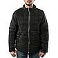 Мужская Куртка Короткая Весна XL (50-52) (MO909) Черная, фото 3
