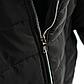 Мужская Куртка Короткая Весна XL (50-52) (MO909) Черная, фото 8