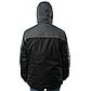 Мужская Куртка Длинная Зима-Осень XL (50) (MO888) Черная, фото 5