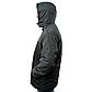 Мужская Куртка Длинная Зима-Осень XXL (52-54) (MO888) Черная, фото 4