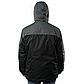 Мужская Куртка Длинная Зима-Осень XXL (52-54) (MO888) Черная, фото 5