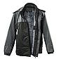 Мужская Куртка Длинная Зима-Осень XXL (52-54) (MO888) Черная, фото 6