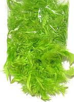 Боа натуральное перо 2 м