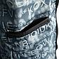 Мужская Куртка Короткая Весна XXL (52) (MO0723) Черная, фото 7