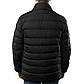 Мужская Куртка Короткая Весна XXXL (54) (MO0723) Черная, фото 5