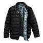 Мужская Куртка Короткая Весна XXXL (54) (MO0723) Черная, фото 6