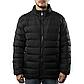 Мужская Куртка Короткая Весна XXXL (54) (MO0723) Черная, фото 3