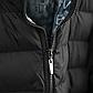 Мужская Куртка Короткая Весна XXXL (54) (MO0723) Черная, фото 8