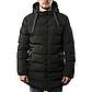 Мужская Куртка Длинная Зима-Осень L (48-50) (MO929) Черная, фото 2