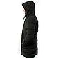 Мужская Куртка Длинная Зима-Осень XXXL (54) (MO929) Черная, фото 3