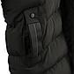 Мужская Куртка Длинная Зима-Осень XXXL (54) (MO929) Черная, фото 6