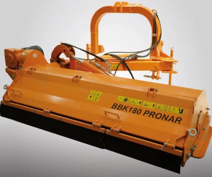 Мульчирователь заднебоковой Pronar ВBK 180M