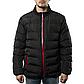 Мужская Куртка Короткая Весна M (46-48) (MO8018) Черная, фото 3