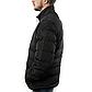 Мужская Куртка Короткая Весна L (48-50) (MO8018) Черная, фото 4