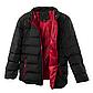 Мужская Куртка Короткая Весна L (48-50) (MO8018) Черная, фото 6