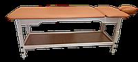 Кушетка массажная с подголовником PR_007P Розовый