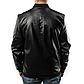 Мужская Куртка Бомпер Весна-Осень L (48) (MO100) Черная, фото 5