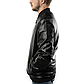 Мужская Куртка Бомбер Весна XXL (52) (MO100) Черная, фото 4