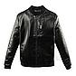 Мужская Куртка Бомбер Весна XXL (52) (MO100) Черная, фото 6