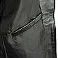 Мужская Куртка Бомбер Весна XXL (52) (MO100) Черная, фото 7