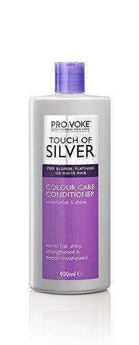 Кондиционер для волос сохраняющий цвет волос  Touch of Silver Colour Care Conditioner  Lambre / Ламбре 400 ml