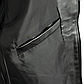 Мужская Куртка Бомбер Весна XXXL (54) (MO100) Черная, фото 7