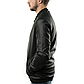 Мужская Куртка Бомбер Весна-Осень M (46-48) (MO235) Черная, фото 4