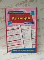 Алгебра 7-11 Довідник у таблицях