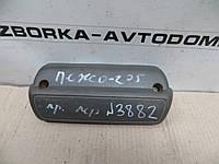 Ручка внутренняя закрывания передней двери Peugeot 205 (1983-1998)