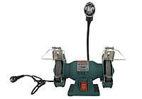 Точильный станок Sturm 125 мм, 230 Вт с подсв. BG6012L