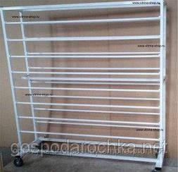 Планка - Линейка под резак для стенда, витрины для рулонных материалов