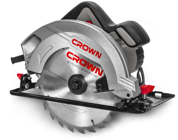 дисковая пила Crown