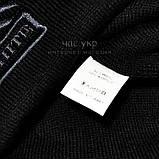 Трендовая мужская шапка Off-White черная Турция Офф вайт Хайповая Новинка 2020 года зима Молодежная реплика, фото 5