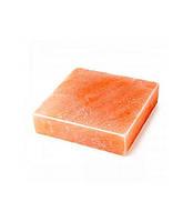 Гималайская розовая соль Плитка 20/20/2,5 см для бани и сауны