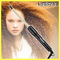 Плойка для завивки волос Rozia HR-776 (10mm) АФРИКАНКА, фото 1