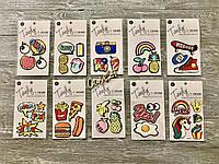 Набор декоративных наклеек Trendy Sticker (100 на 124 мм)