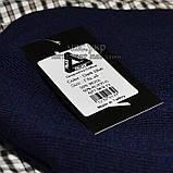 Хайповая мужская шапка Palace синяя Турция Палас Молодежная Новинка 2020 года Модная зима VIP реплика, фото 4