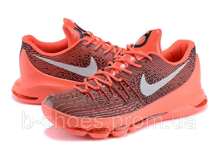 Мужские баскетбольные кроссовки Nike KD 8 (Orange)
