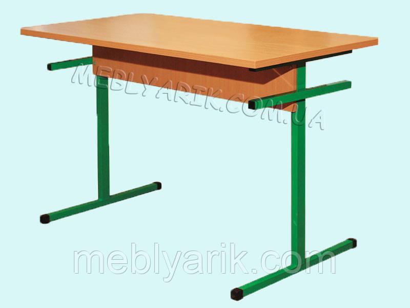 Стол для столовых прямоугольный 4-местный