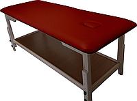 Массажный стол с отверстием для лица PR_008 Вишня