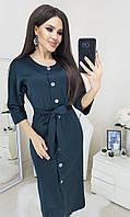 Платье / итальянский трикотаж / Украина 45-5135, фото 1