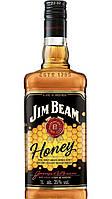 Виски Jim Beam Honey 4 года выдержки 1 л. 35% duty free