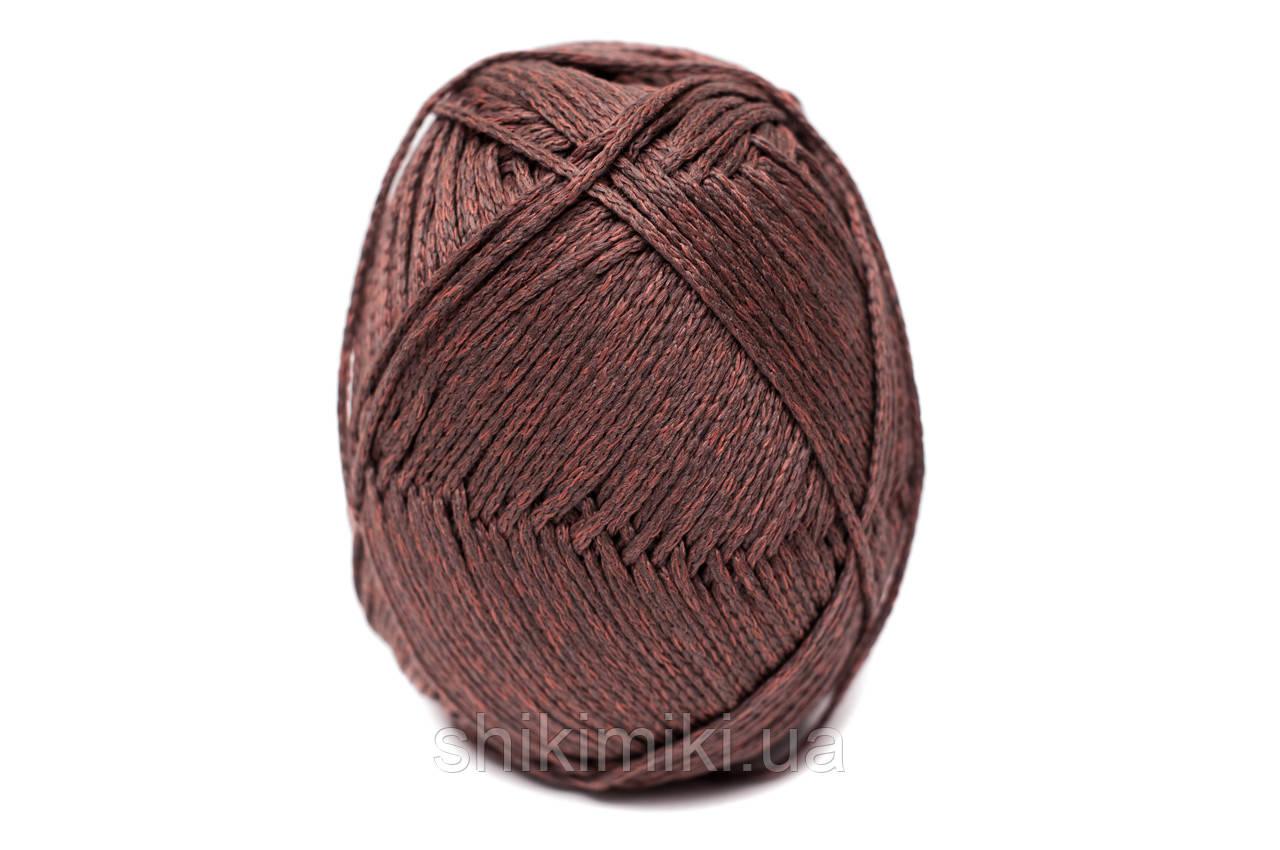 Трикотажный шнур PP Tie Dye, цвет Корица