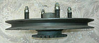 Шкив наклонной камеры в сборе с предохранительным механизмом 54-1-4-8 Нива СК-5