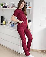 Удобный медицинский костюм медсестры