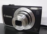 Цифровой фотоаппарат Canon PowerShot A2500 - 16 Мп - HD - Коробка - Идеал !